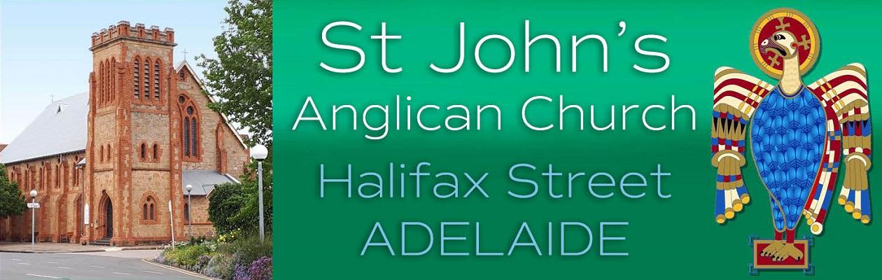 St John's Halifax Street ADELAIDE SA